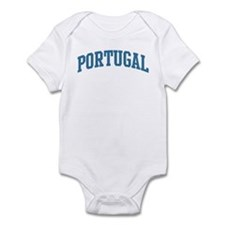 Portugal (blue) Infant Bodysuit