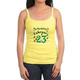 February 23rd Birthday Ladies Top