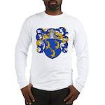 Van Der Put Coat of Arms Long Sleeve T-Shirt