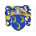Van Der Put Coat of Arms Small Poster