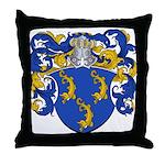 Van Der Put Coat of Arms Throw Pillow