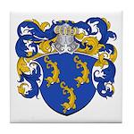 Van Der Put Coat of Arms Tile Coaster