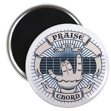 "Praise the Chord 2.25"" Magnet (100 pack)"