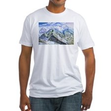 Unique Ski art Shirt