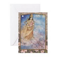 Kuan Yin blank greeting cards (Pk of 10)