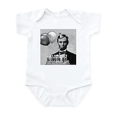 Lincoln's Birthday Infant Bodysuit