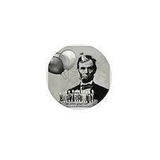 Lincoln's Birthday Mini Button (10 pack)
