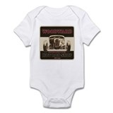 Woodward Hot Rod Shop Onesie