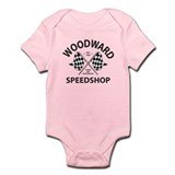 Woodward Speedshop Onesie