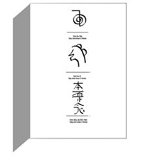 Reiki Items Greeting Card