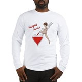 Cupid Sucks Long Sleeve T-Shirt