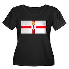 NORTHERN IRELAND FLAG SHIRT T
