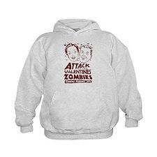 Valentines Zombies Hoodie