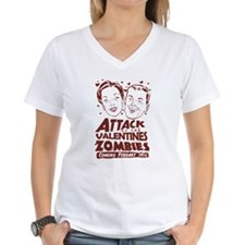 Valentines Zombies Shirt
