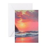 Whaleshead Beach II Greeting Cards (Pk of 10)