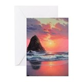 """Whaleshead Beach"" Greeting Cards (Pk of 10)"