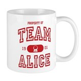 Team Alice (A) Small Mug