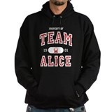 Team Alice (B) Hoodie
