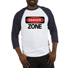 Danger Zone Baseball Jersey