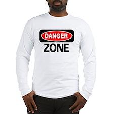 Danger Zone Long Sleeve T-Shirt