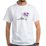 BABY LOVE White T-Shirt