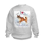 Icelandic Sheepdog Sweatshirt
