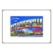 Steubenville Ohio Greetings Banner