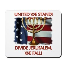 United We Stand! Mousepad