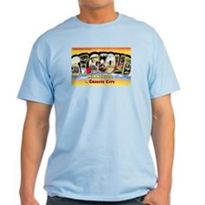 St. Cloud Minnesota Greetings T-Shirt