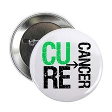 "Cure (Liver) Cancer 2.25"" Button (100 pack)"