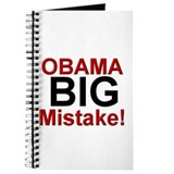 Big Mistake Journal