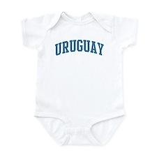 Uruguay (blue) Onesie