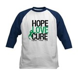 HopeLoveCure Liver Cancer Tee