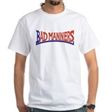 Bad Manners RWB Shirt