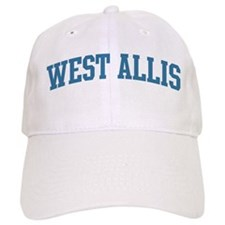 West Allis (blue) Baseball Cap