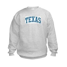 Texas (blue) Sweatshirt