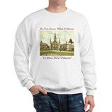 Jackson Square Sweatshirt