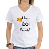 I Lost 20 Pounds Shirt
