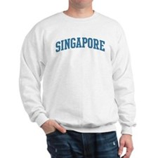 Singapore (blue) Sweatshirt