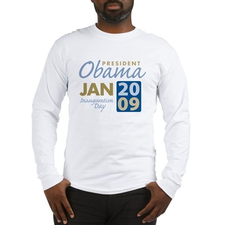 Obama Inauguration Long Sleeve T-Shirt