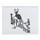 Posada Calaveras Wall Calendar