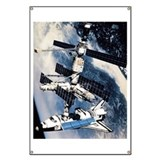 International Space Station Banner