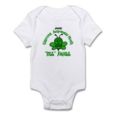 Glaucoma Awareness Month BEE 2 Infant Bodysuit