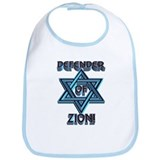 Defender of Zion! Bib