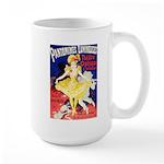 Pantomimes Large Mug