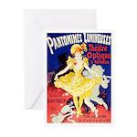 Pantomimes Greeting Cards (Pk of 10)