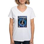 Transportation Women's V-Neck T-Shirt