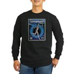 Transportation Long Sleeve Dark T-Shirt