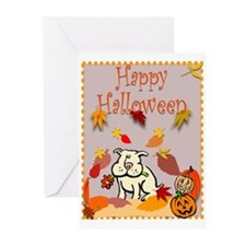 Happy Halloween Dog Greeting Cards (Pk of 10)
