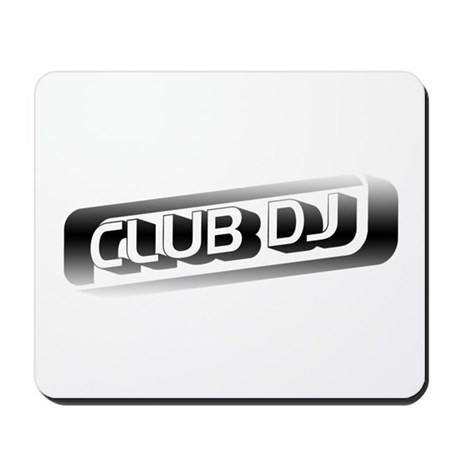 Club DJ Mousepad